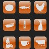 US. Foods iPad and iPhone Application Icons