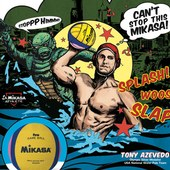 MIKASA SPORTS | COMIC BOOK AD FOR TONY AZEVEDO
