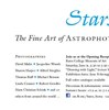 Bates College Museum of Art, Starstruck: The Fine Art of Astrophotography invite
