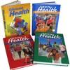 Textbook covers: Glencoe Health and Teen Health