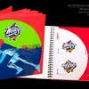 MLB 1999 World Series Theme Art Guide – SME Sports Branding, NYC