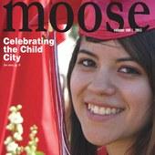 Magazine cover redesign