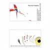 Business card (two-sided) for Princeton Graphics