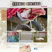 French Vintage Home site