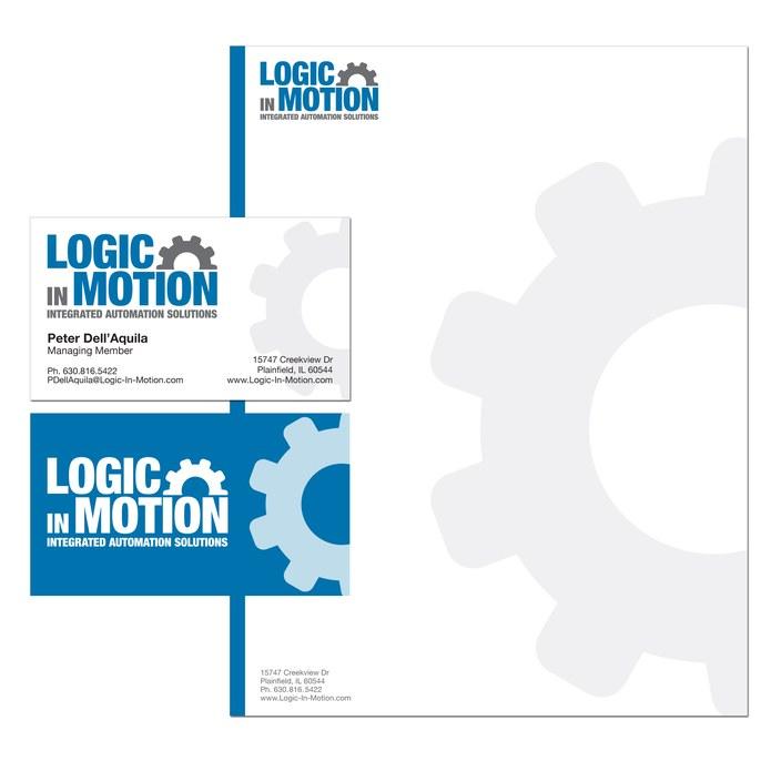 Logic In Motion Collateral - Christopher Prochaska