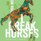 I Break Horses Tour Poster