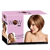 Luxhair - WOW wigs and high couture extensions packaging