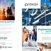 Omega presentation folder