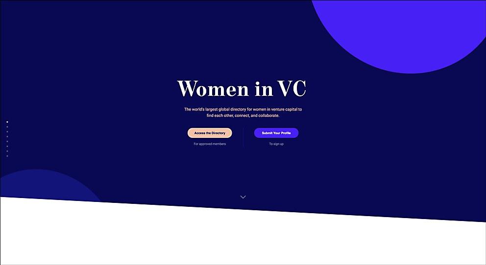 Women in VC | Communication Arts