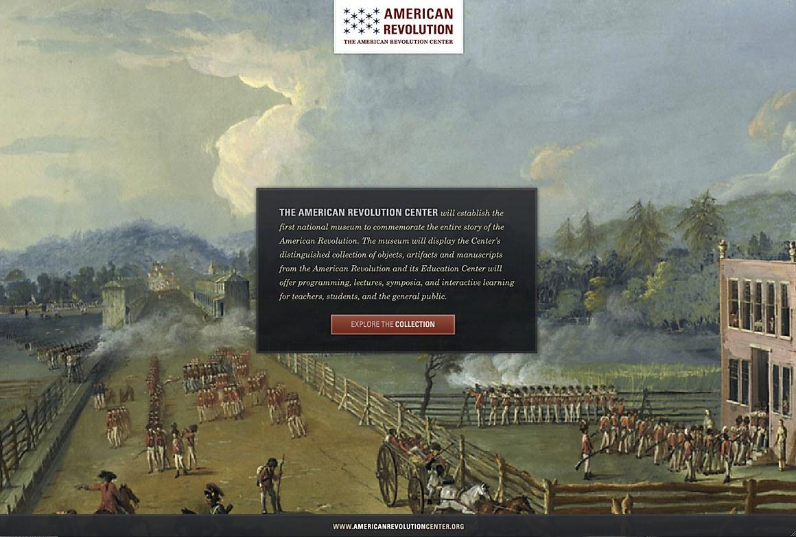 American Revolution Timeline | Communication Arts