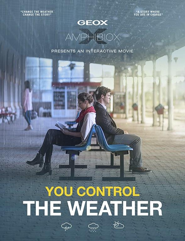 "hermosa retrasar película  You Control the Weather"" video   Communication Arts"