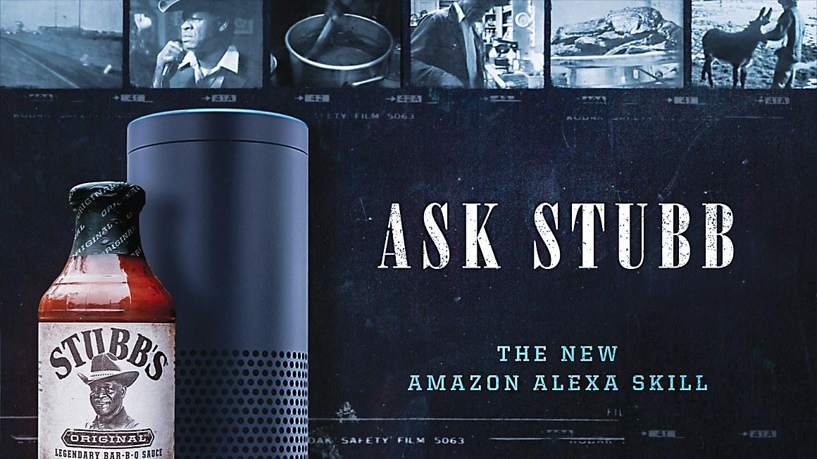 Stubbs Alexa Skill Communication Arts